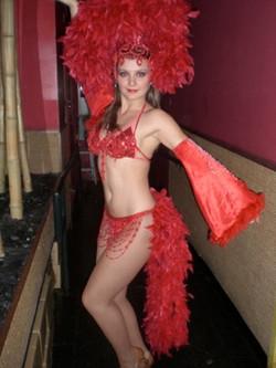 Dancer Show Girl