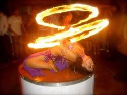 Fire Show dancers entertainment