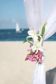 Beach Wedding Arch Decor