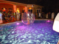 Inflatable Bubble Dancer Performer