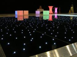 LED Illuminated Dance Floors