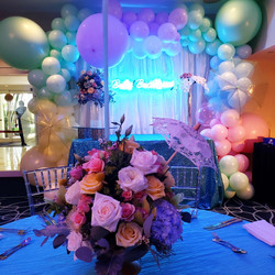 Baby Backhaus Party Decoration
