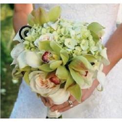 Orchids Bridal Bouquet
