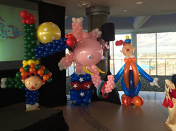 Circus Themed Party Decoration Ideas