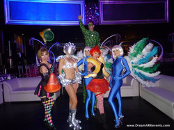 Showgirls & Special Acts