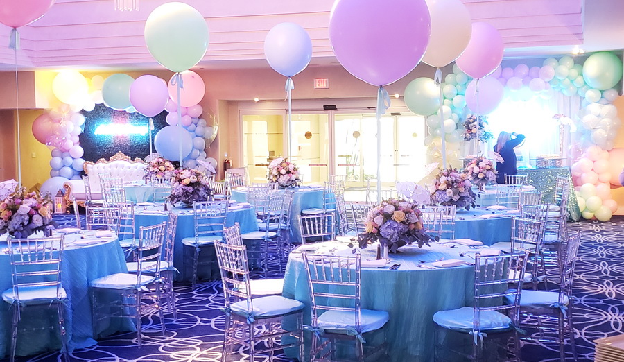 Elegant Event Decoration