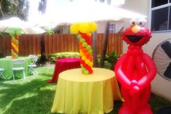 Elmo Balloon Character