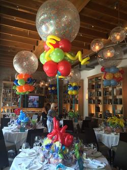 Confetti Big Balloons