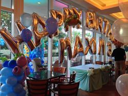 Balloon Named Arch