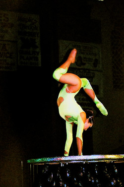 Contortion Performer