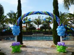 Spring Balloon Arch