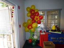 Flower Balloon Sculpture
