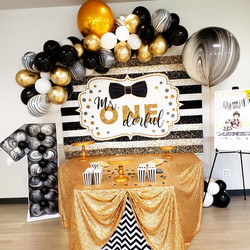 Mr. ONEderful Cake Table Decoration