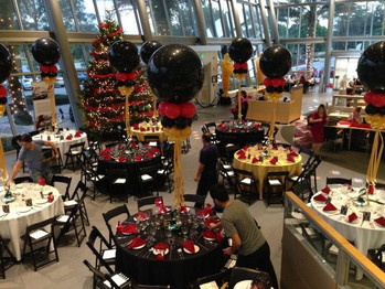 Audi Holiday Corporate Event