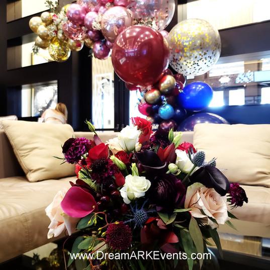 Rose Gold Balloon Arch & Flowers.jpg