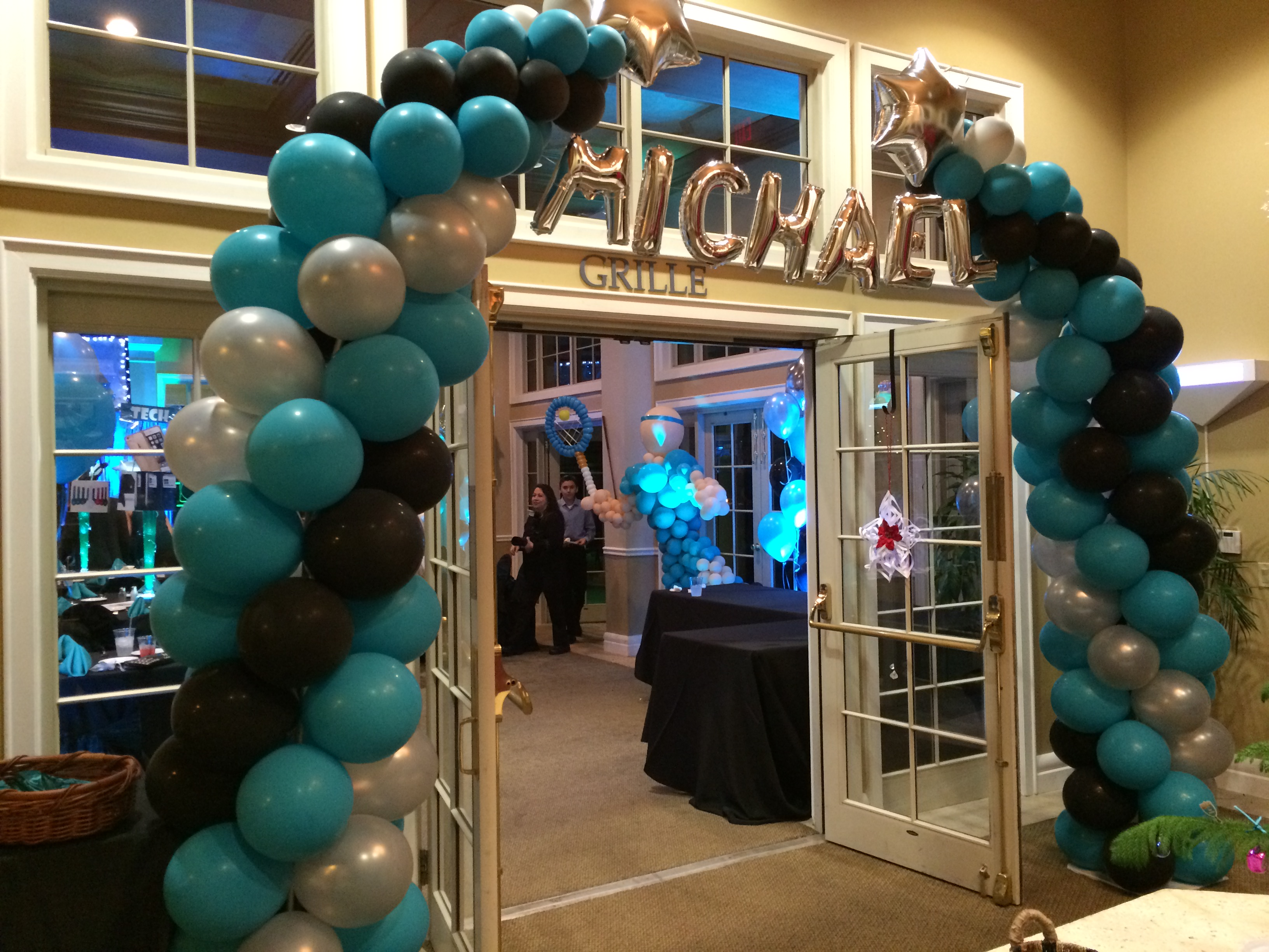 Mitzvah Event Decoration
