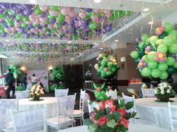 Ceiling Decoration Helium Balloons