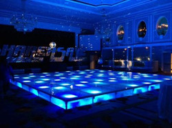 LED Stage Dance Floor Rental