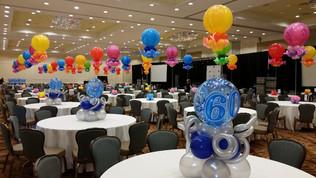 Broward Annual Event decoration