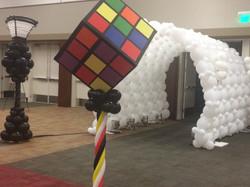 Balloon Tunnels