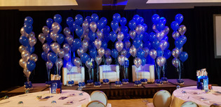 Convention Event Helium Balloons