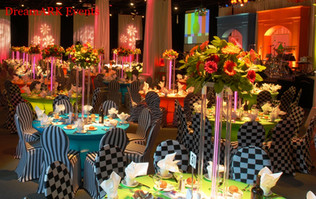 Special Event Decoration with Flowers