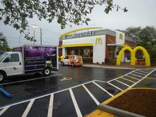 McDonald's Grand Opening