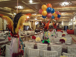 Balloons and Feathers
