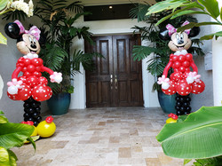 Welcome to Minnie Party