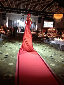 Living Red Carpet Event