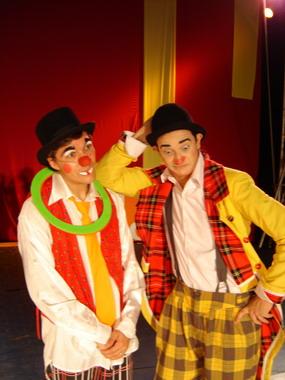Clown Performers