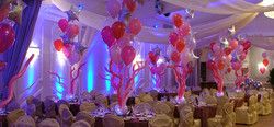 Coral Design of Balloons