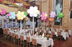 Tea Party Balloon Centerpiece