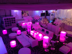 LED Forniture rental