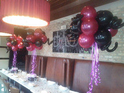 Sweet Sixteen Party Decoration