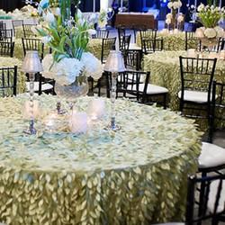 Elegant event decoration