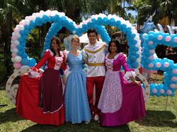 Princess Characters Entertainment