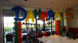 Named balloon columns