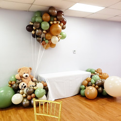 Up up and Away Baby Shower Decoration