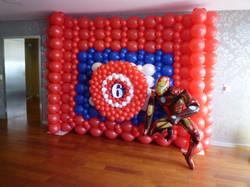 Super Hero Back Ground