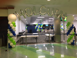 Balloon Arch With Name