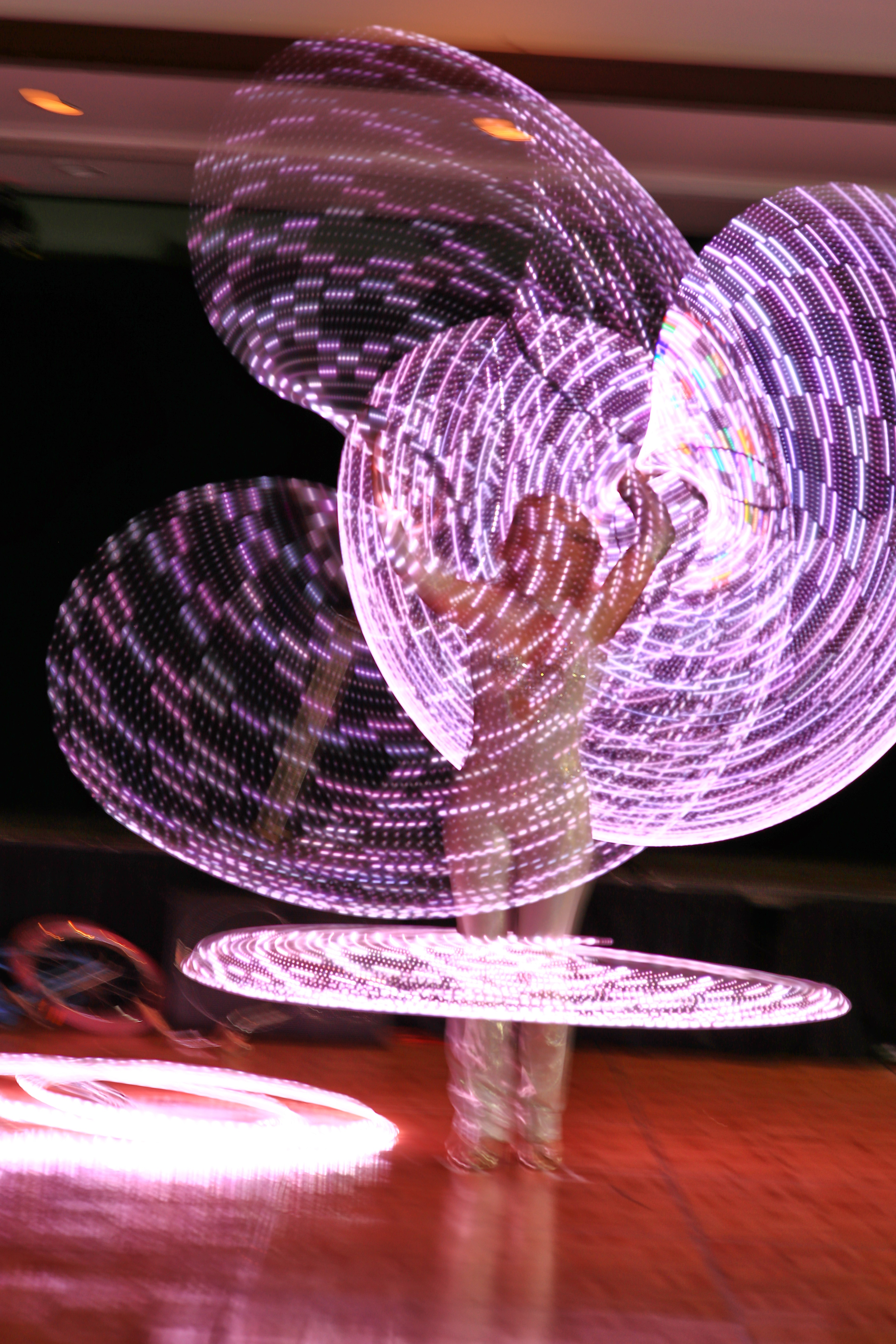 Hula-Hoop Act