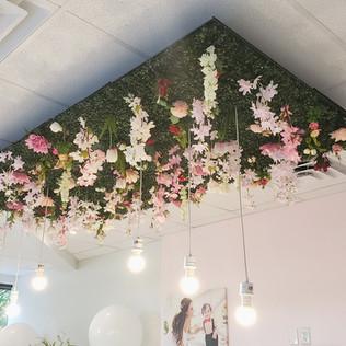 Ceiling Greenery & Flowers