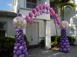 Gumball Machine Shaped Balloons