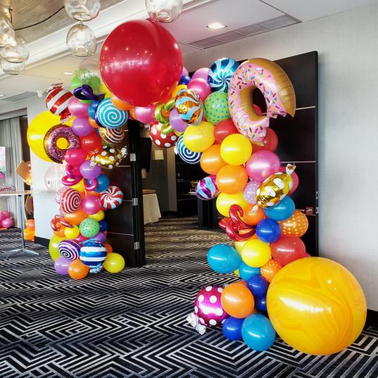 Candy theme balloon arch.jpg