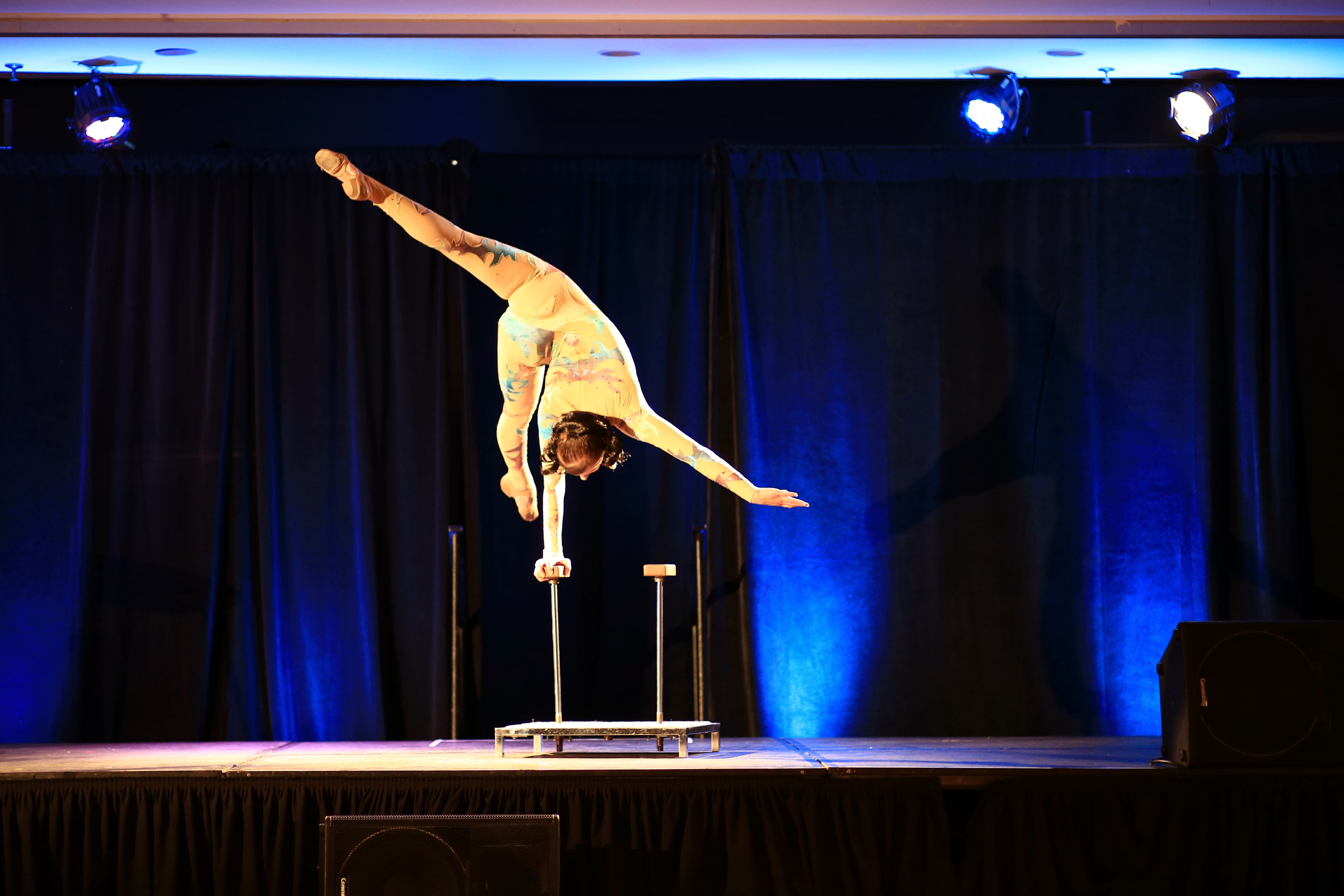 Handstand Balancing Act