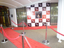 Red Carpet & Step and Repeat