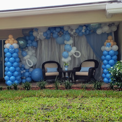 Drive-By Baby Shower Decoration!2