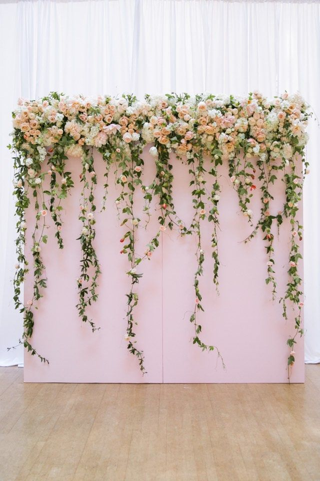 Flowers Backdrop