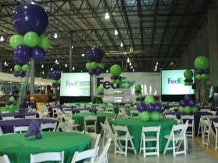 FedEx Coeporate Event